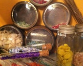 Shells and Vintage Tins - INSTANT COLLECTION