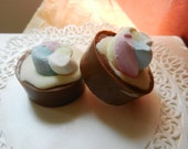 Chocolate and Marshmallow - Milk chocolate and Marshmallow soft -high quality, refined taste-succulent and sweet
