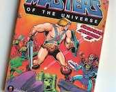 Masters of the Universe, Colorforms Adventure Set,  Deluxe Playset, 80's childrens toy