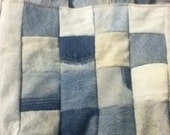 fully lined,recycled denim tote bag,diaper bag,shopping bag,or purse