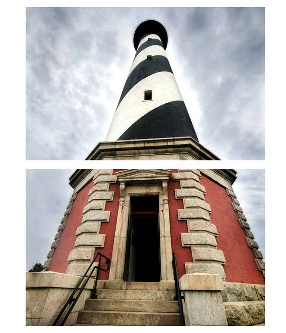 Lighthouse Photograph - Architecture Lighthouse photos - Panel Picture -Sailor's Delight