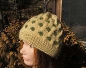 Polka Dot Stocking Hat