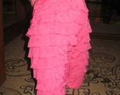 Ruffle Leggings, Petti-Pants, Pink - many shades available (NB-5T)
