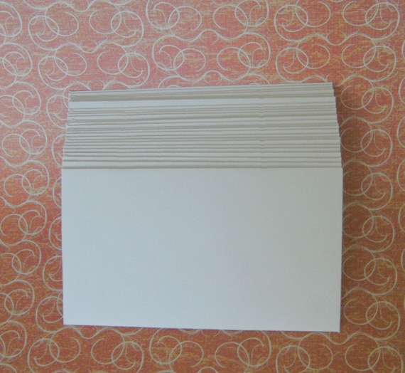 Coin Envelopes Business Card 3x5 Small Tag / 25