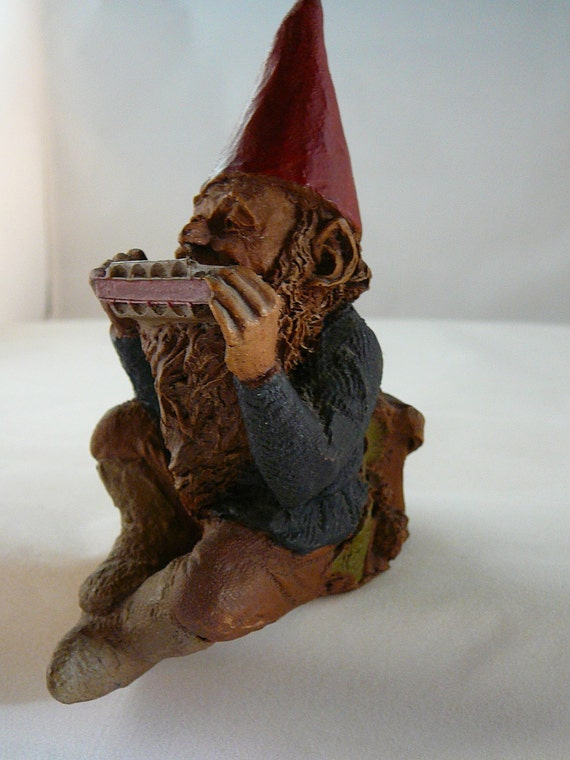 """Tom Clark Retired """"Johnny"""" Gnome Figurine"""