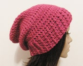 Everyday Slouch Hat - Berrylicious - made to order