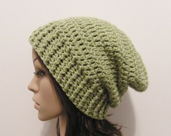 Everyday Slouch Hat - Sweet Pea - made to order