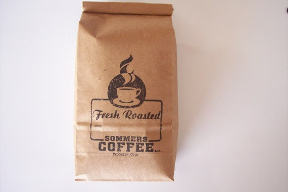 Espresso Blend 1/2 lb.  Fresh Roasted Coffee