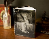 One of a Kind Tintype Sketchbook & Journal