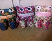 Pajama Eaters Made to Order with Your Child's Name or Initials