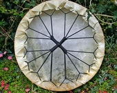 18 Inch Goat Hide Shamanic Drum
