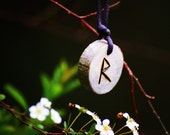 Birth Rune Pendant, 'Raidho' 29th August 13th September.