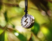 Birth Rune Pendant 'Sowilo' 13th February to 27th February.