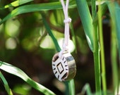 Birth Rune Pendant 'Ingwaz' 14th May to 29th May.