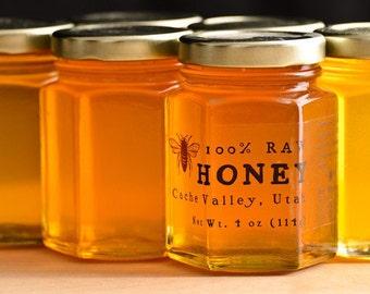 Cache Valley Raw Honey