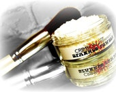 24K GOLD POWDER ... Sparkle... Includes Dusting Brush ... Choose your Fragrance ... 45 ml