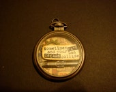 FREE Shipping - Pocket Watch Pendant