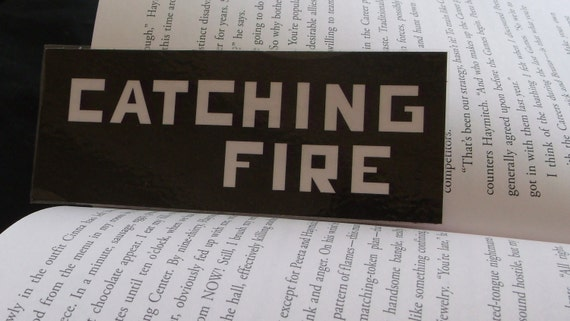 Catching Fire Title Page Bookmark-HG02