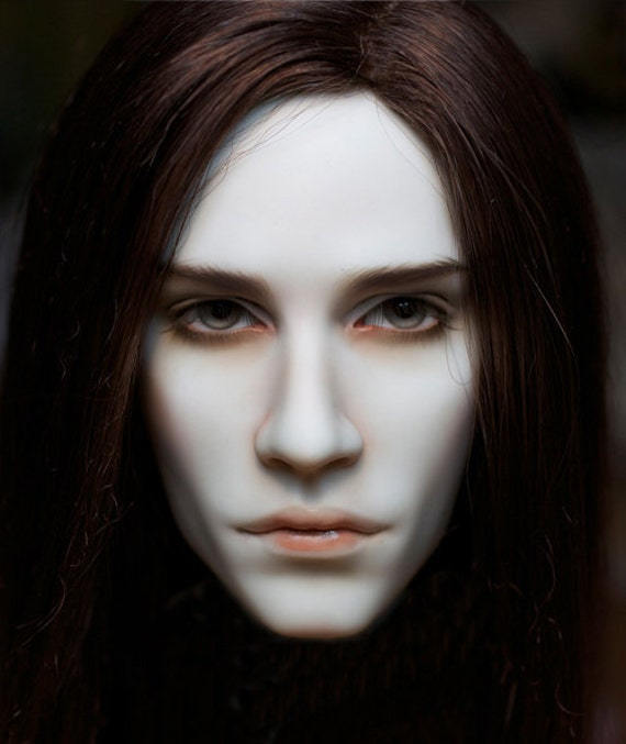 Thomas resin bjd head