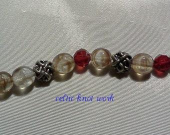 Celtic Knot work Bracelet