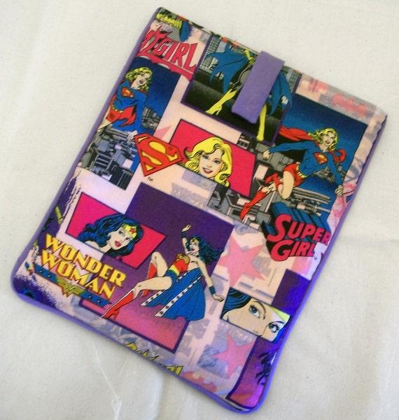 Super Girls iPad sleeve