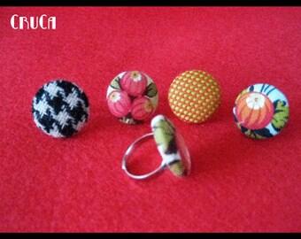 Fabric rings