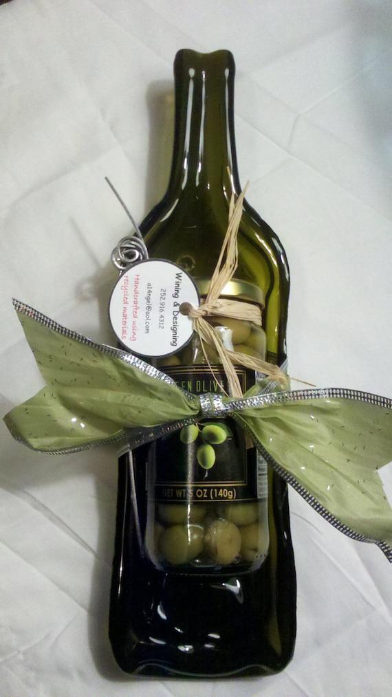 Olive Tray Gift Set