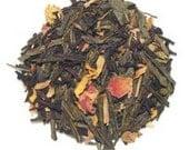 1001 Nights China Jasmine Green Tea with Rose Petals Beautiful Fabulous Custom Private Label