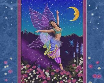 Fairy Dusk 8x10 print