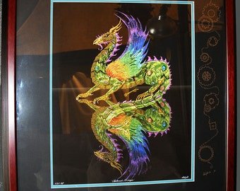 Clockwork Dragon Artist Proof