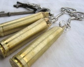 Shell Casing Keychain