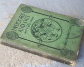 Antique Hardcover Book Mott and Chubb Primary reader 1912