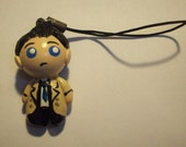 SUPERNATURAL - Castiel Phone Charm