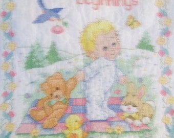 Sweet Baby Baby Quilt