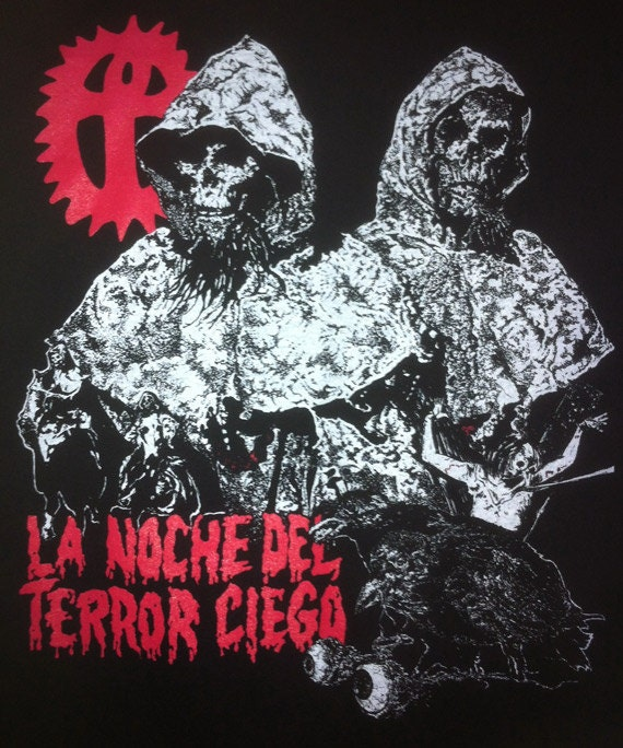 Tombs of the Blind Dead T-shirt