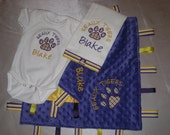 Geaux Tigers Gift Set