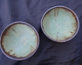 Earth and Sea Bowls, Set of Two