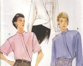 Vogue Sewing Pattern 7117 - Misses' Blouse (6-10)