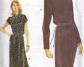 Vogue Sewing Pattern 9921 - Misses' Dress (8-12, 20-24)