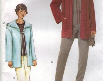 Vogue Sewing Pattern 7344 - Misses' Jacket, Skirt & Pants (6-10)