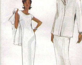 Vogue Sewing Pattern 7060 - Misses' Jacket & Dress (8-12)
