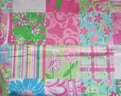 Lilly Pulitzer fabric Poolhouse Patch 20 X 16 inches