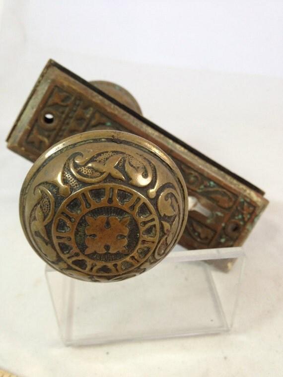 Victorian Doorknob Set
