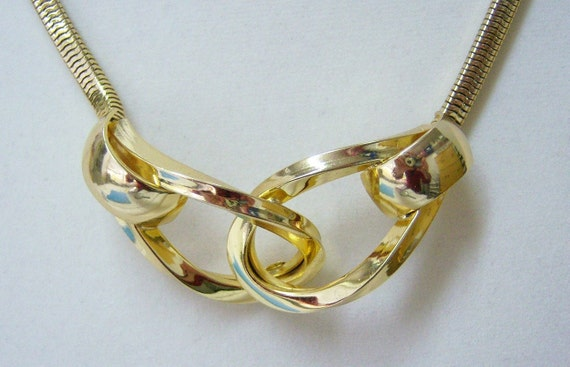 On Hold: Grosse Double Loop Necklace, 1971