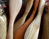 Hardwood Multipurpose Cooking Utensil