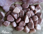 Pink Aventurine (3 Sm/Med Tumbled Stones) - Open Higher Heart Chakra - Attract Universal Love, Soulmate/Twin Flame, Harmony in Relationships