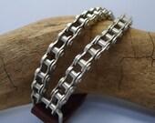 """Leather Bracelet -""""Barcelona"""""""