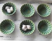 Vintage ceramic bowls