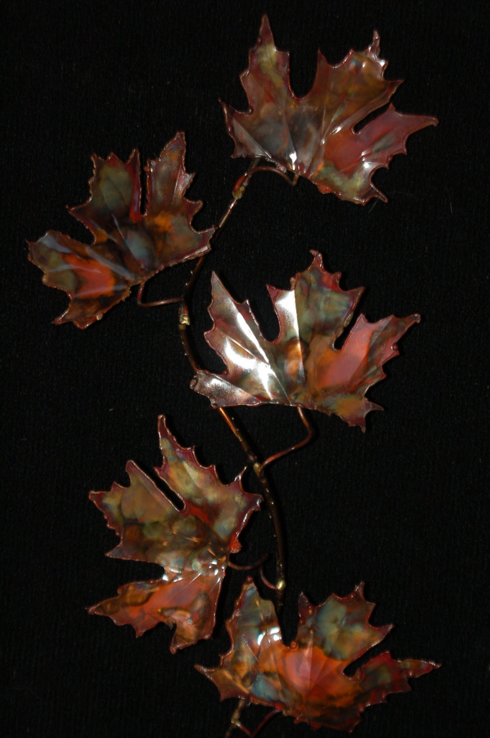 Jun 08,  · On the 19 of January I challenged myself to make a metal leaf a day for a year. Currently, I am up to leaves. These are but a few to show the evolution of my leaf project and how the use of