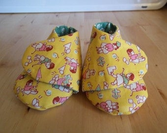 Play Baby Booties